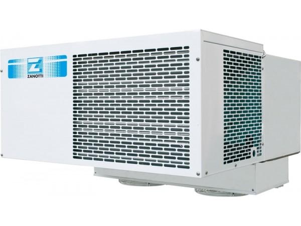 Потолочный среднетемпературный холодильный моноблок Zanotti MSB120TO F