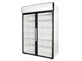 Полаир - Универсальные шкафы со стеклянными дверьми ( DV110-S )