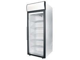 Полаир - Среднетемпературные шкафы со стеклянными дверьми ( DM105-S версия 2.0 )