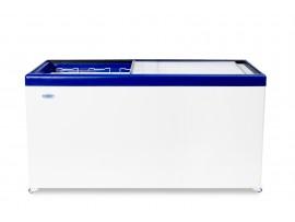 Морозильный ларь с прямым стеклом МЛП 600