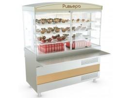 Атеси - Ривьера - Холодильная витрина (1500ММ)