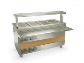 Атеси - Ривьера - охлаждаемый стол (1500мм)