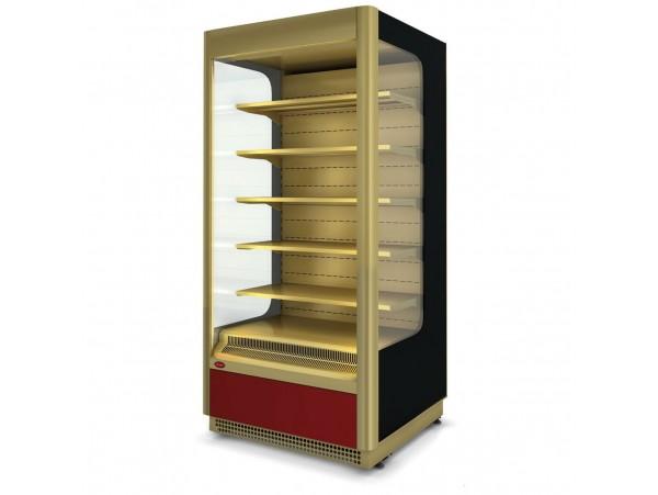 Витрина холодильная Veneto VSp-0,95 (окрашенная, пристенная)