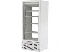 Шкаф холодильный Рапсодия R700MSW (стекл. дверь, прозрачная стенка)