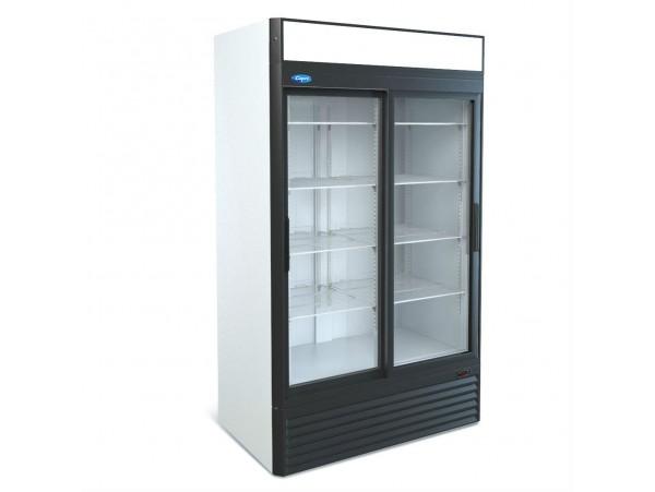Шкаф холодильный Капри 1,12 УСК (купе)