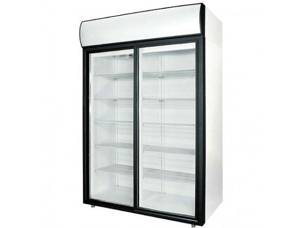 Холодильный шкаф Полаир DM114Sd-S (ШХ-1,4 купе)