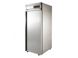 Холодильный шкаф Полаир CM105-G (ШХ-0,5 нерж.)