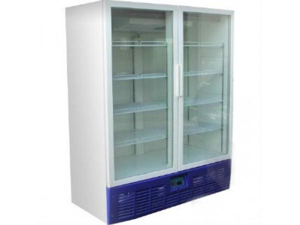 Шкаф холодильный Рапсодия R1400VS (стекл. дверь)