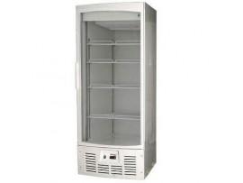 Шкаф холодильный Рапсодия R700LSG (стекл. гнутая дверь)