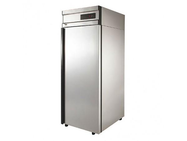 Холодильный шкаф Полаир CM107-G (ШХ-0,7 нерж.)