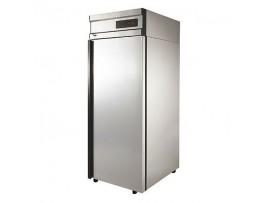 Холодильный шкаф Полаир CV107-G (нерж. и оцинковка)