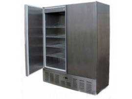 Шкаф холодильный Рапсодия R1400MX (нерж.)