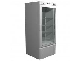 Шкаф холодильный Полюс Carboma R700С (стекло)