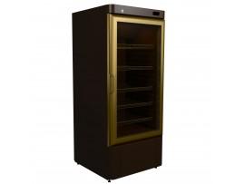 Шкаф холодильный для напитков Полюс Carboma R560 Св
