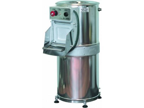 Картофелеочистительная машина К-200