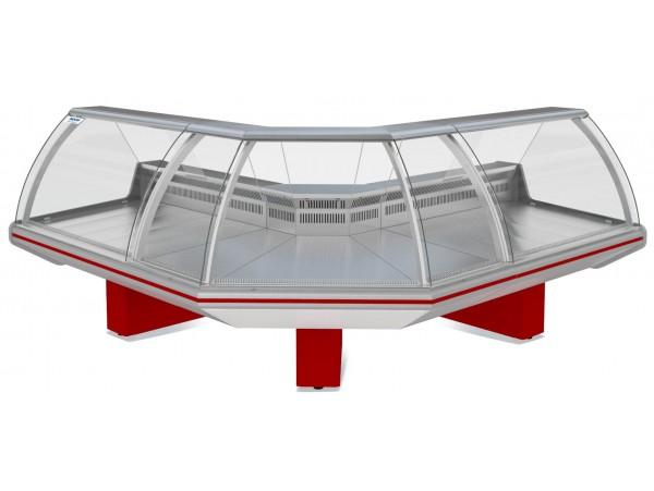 Холодильная витрина Парабель ВХСн-УН