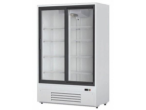 Шкаф холодильный ПРЕМЬЕР ШВУП1ТУ-1,12 К  (В, +1…+10) нерж.