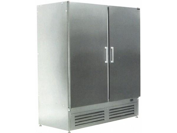 Шкаф холодильный ПРЕМЬЕР ШСУП1ТУ-1,6 М (В, -6…+6) нерж.