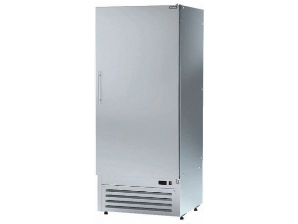 Шкаф холодильный ПРЕМЬЕР ШСУП1ТУ-0,75 М (В, -6…+6) нерж.