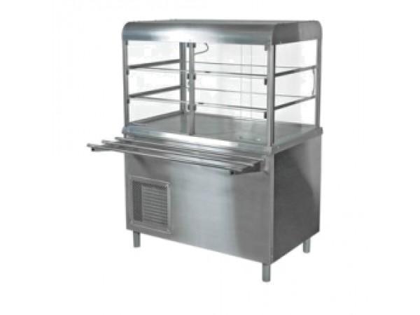 Прилавок-витрина холодильный ПХВ–1 / ПХВ–2 / ПХВ–3