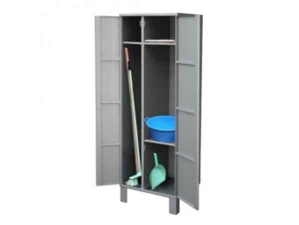 Стойка-шкаф для хранения уборочного инвентаря СУИ