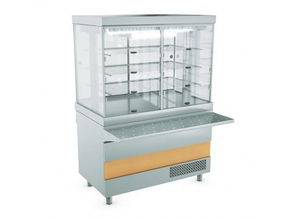 Линия раздачи Ривьера – холодильная витрина