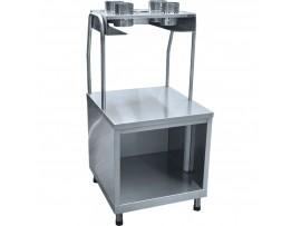 Линия раздачи Аста – прилавок для столовых приборов ПСП-70КМ