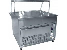 Линия раздачи Аста – прилавок холодильный ПВВ(Н)-70КМ-НШ