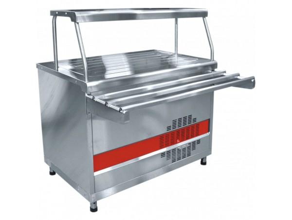 Линия раздачи Аста – прилавок холодильный ПВВ(Н)-70КМ-01-НШ