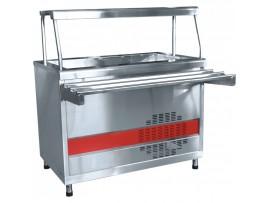 Линия раздачи Аста – прилавок холодильный ПВВ(Н)-70КМ-03-НШ