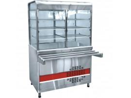 Линия раздачи Аста – прилавок-витрина холодильный ПВВ(Н)-70КМ-С-02-НШ
