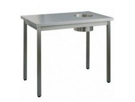 Стол для сбора отходов СОС-10/6-О-430