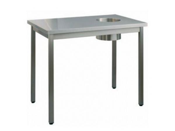 Стол для сбора отходов СОС-6/7-О-430