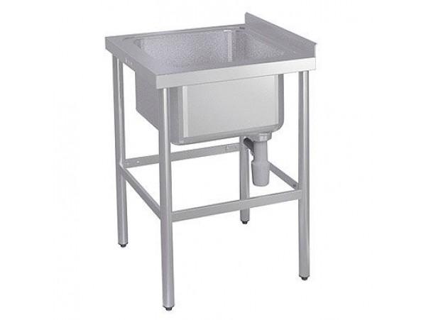 Ванна моечная ВСМЦ-1/600Н (цельнотянутая)