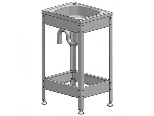 Ванна-рукомойник ВР-500 (нерж.)