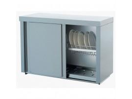 Полка закрытая для тарелок ПЗТ-1500