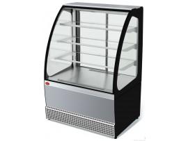 Витрина холодильная Марихолодмаш Veneto VS-0,95 (нерж.)