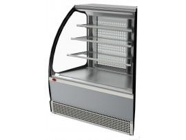 Витрина холодильная Марихолодмаш Veneto VS-UN открытая (нерж., распашная дверь)