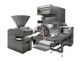 Линия «Восход-3000» для производства заготовок хлебобулочной продукции